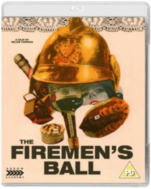 Image for The Firemen's Ball