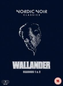 Image for Wallander: Seasons 1 & 2
