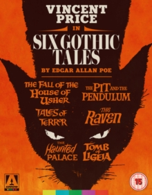 Image for Six Gothic Tales Collection