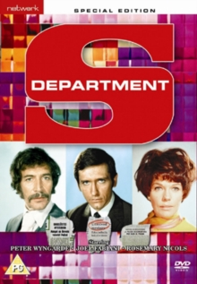 Image for Department S: The Complete Series