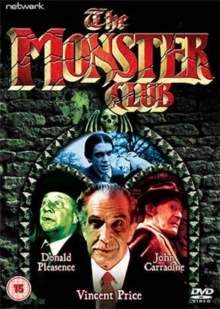 Image for The Monster Club