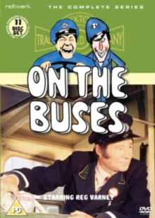 Image for On the Buses: The Complete Series