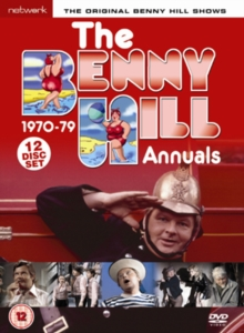 Image for Benny Hill: The Benny Hill Annuals 1970-1979
