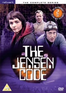 Image for The Jensen Code: The Complete Series