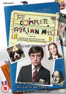 Image for Adrian Mole: The Complete Series