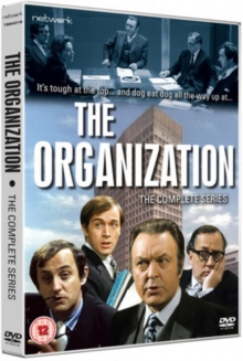 Image for The Organization: The Complete Series