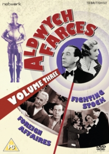 Image for Aldwych Farces: Volume 3