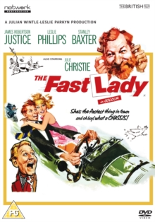 Image for The Fast Lady