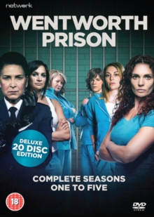 Image for Wentworth Prison: Season One to Five