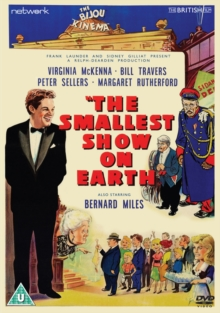 Image for The Smallest Show On Earth