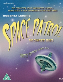 Image for Space Patrol: The Complete Series