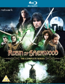 Image for Robin of Sherwood: The Complete Series