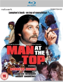 Image for Man at the Top