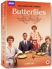 Image for Butterflies: The Complete Series