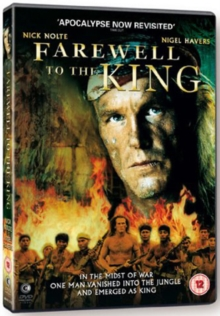 Image for Farewell to the King