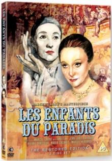 Image for Les Enfants Du Paradis