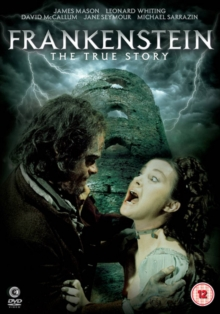 Image for Frankenstein: The True Story