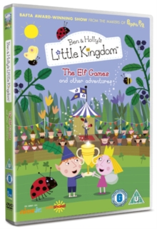 Image for Ben and Holly's Little Kingdom: The Elf Games