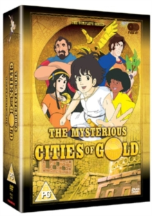 Image for The Mysterious Cities of Gold: Series 1