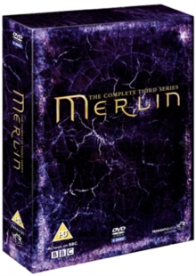 Image for Merlin: Complete Series 3