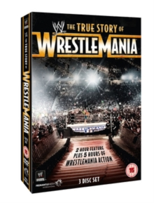 Image for WWE: The True Story of WrestleMania