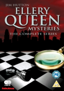 Image for Ellery Queen Mysteries: The Complete Series