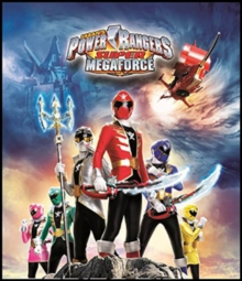 Image for Power Rangers: Super Megaforce - Volume 3