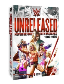 Image for WWE: Unreleased - 1986-1995