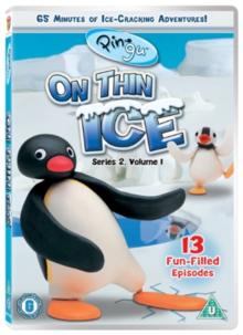 Image for Pingu: On Thin Ice