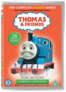 Image for Thomas the Tank Engine and Friends: The Complete Eighth Series