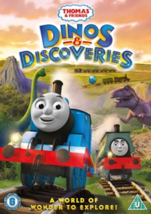 Image for Thomas & Friends: Dinos and Discoveries