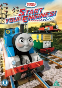 Image for Thomas & Friends: Start Your Engines