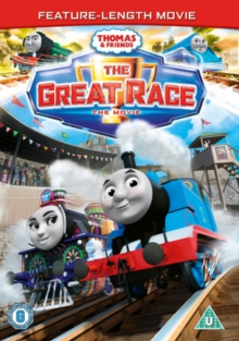 Image for Thomas & Friends: The Great Race - The Movie