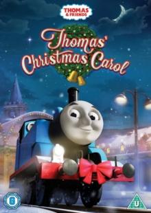 Image for Thomas & Friends: Thomas' Christmas Carol