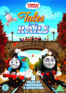 Image for Thomas & Friends: Tales from the Rails