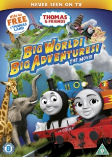 Image for Thomas & Friends: Big World! Big Adventures! The Movie