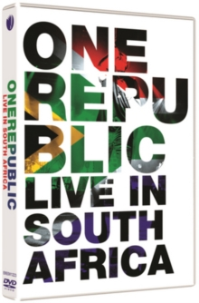 Image for One Republic: Live in South Africa