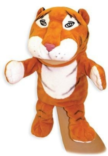Image for The Tiger Who Came To Tea Hand Puppet 30cm