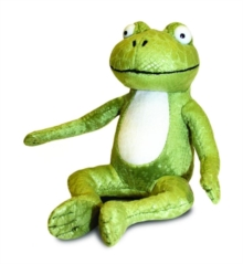 Image for Room on the Broom Frog Soft Toy 32.5cm