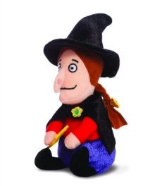 Image for Room on the Broom Witch Soft Toy 15cm