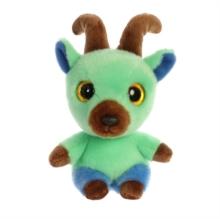 Image for YooHoo Kicks Alpine Ibex Soft Toy 12cm