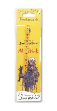 Image for David Walliams Bookmarks - Mr Stink