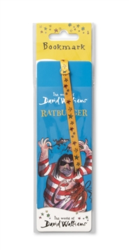 Image for David Walliams Bookmarks - Ratburger