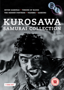 Image for Kurosawa Samurai Collection