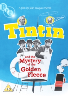 Image for Tintin and the Mystery of the Golden Fleece