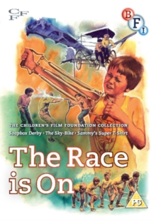 Image for CFF Collection: Volume 2 - The Race Is On