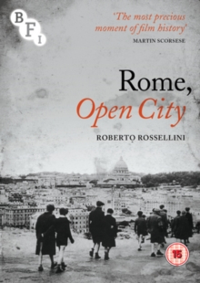 Image for Rome, Open City