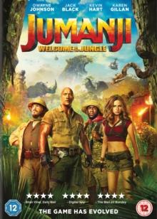 Image for Jumanji: Welcome to the Jungle