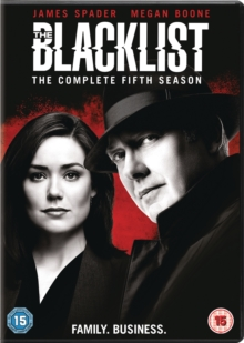 Image for The Blacklist: The Complete Fifth Season