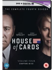 Image for House of Cards: The Complete Fourth Season